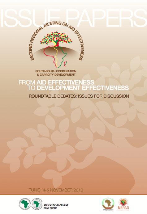 Image of From Aid Development to Development Effectiveness : Issue Paper