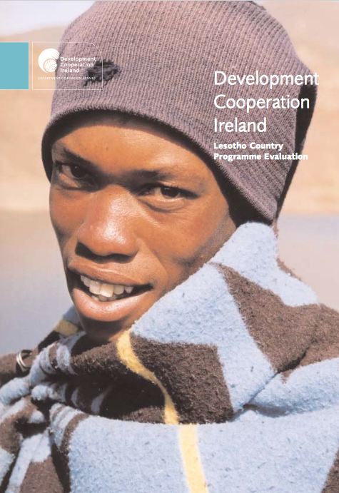 Irish Aid's Lesotho Country Programme Review front page