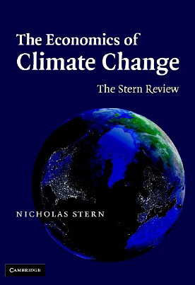 Stern Review of the Economics of Climate Change front page