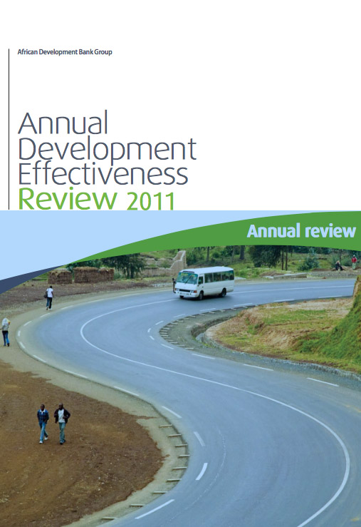AfDBs Annual Development Effectiveness review front page