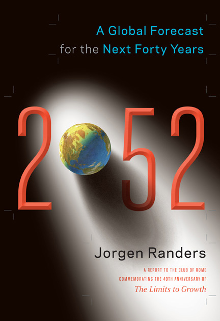 `2052: A global forecast for the next 40 years' book