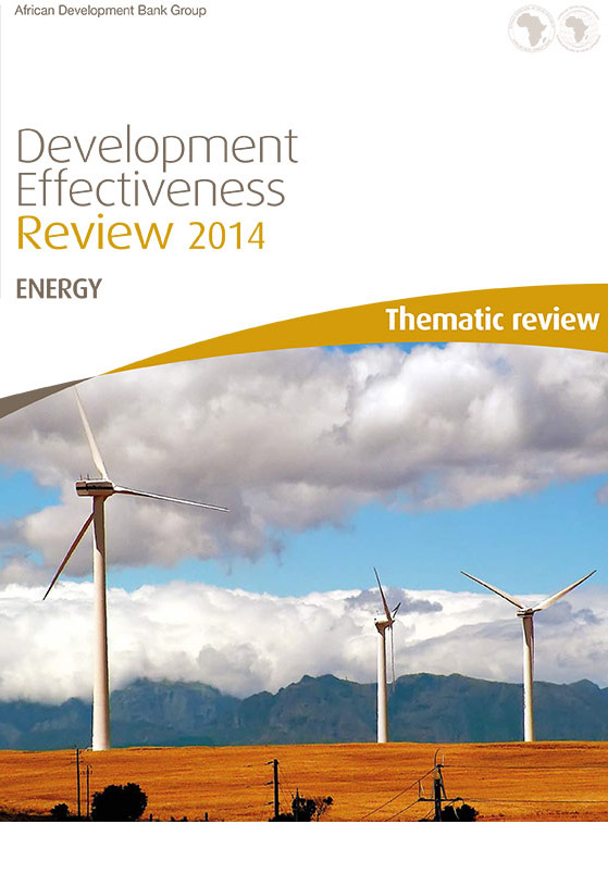 Development Effectiveness Review 2014: Report front page