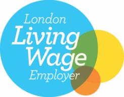 London living wage employer logo