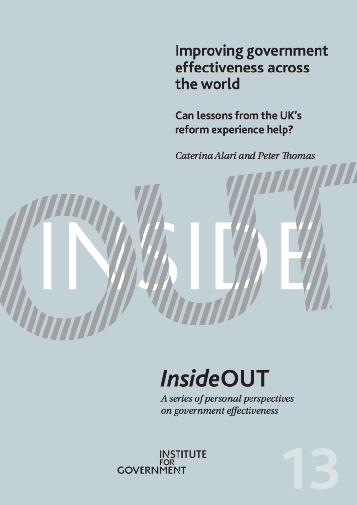 insideout report cover page